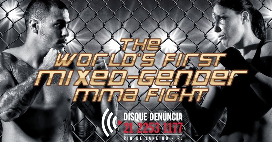 Image - mixed gender MMA